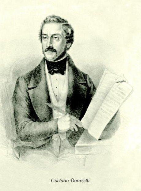 Gaetano Donizetti composer