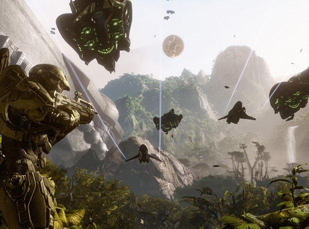 Halo 4 cover art