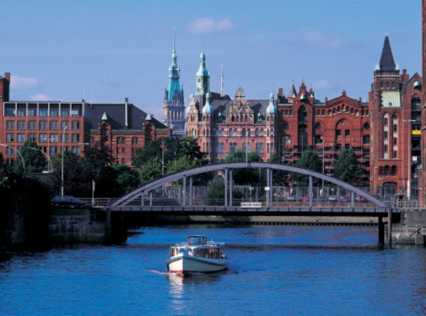 hamburg bridge