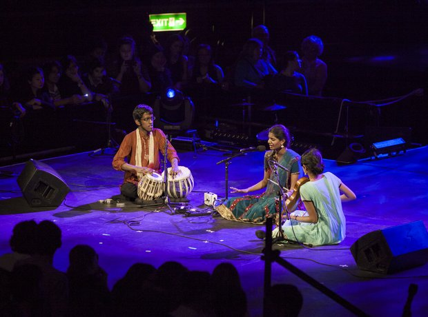 Henrietta Barnett School Carnatic Ensemble