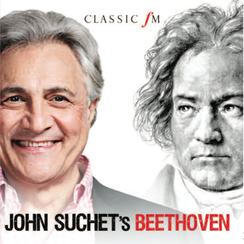 The brand new Beethoven album from John Suchet