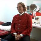 André Rieu Nick Bailey interview