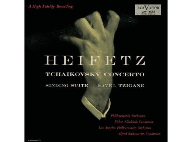 Tchaikovsky, Violin Concerto in D major, by Jascha