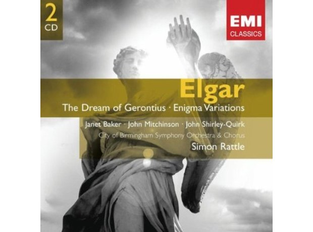 Elgar, The Dream of Gerontius, by Simon Rattle, CB