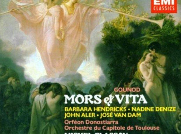 Gounod, Mors et Vita, by Michel Plasson, Toulouse