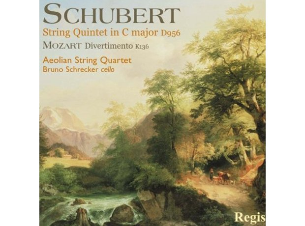 164 Schubert, String Quintet in C major, by the Ae