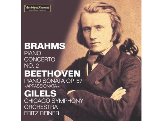 Brahms, Piano Concerto No.2 by the Chicago Symphon
