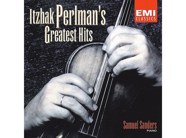 237 Elgar, Salut d'Amour, by Itzhak Perlman, Samue
