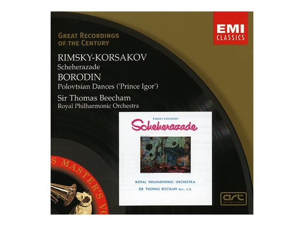Rimsky-Korsakov Scheherazade (includes The You