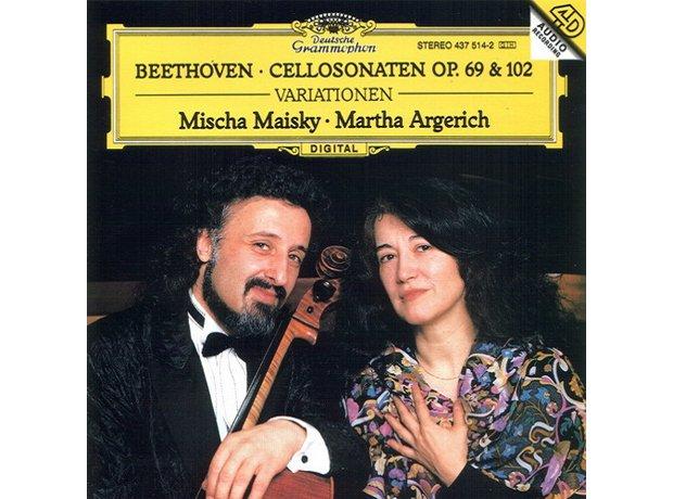 280 Beethoven, Cello Sonata No. 3, by Martha Arger