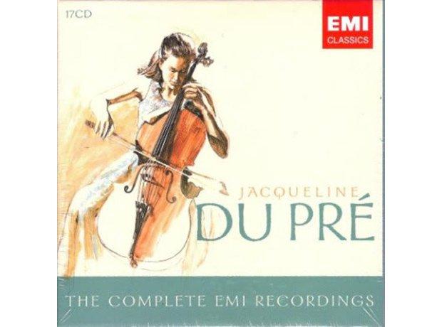 195 Bruch, Kol Nidrei, by Jacqueline Du Pré album cover