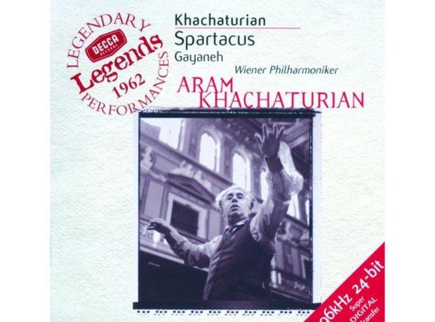 Khachaturian Spartacus (includes Adagio of Spartac
