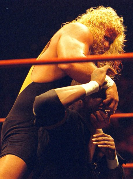 Classical music and wrestling