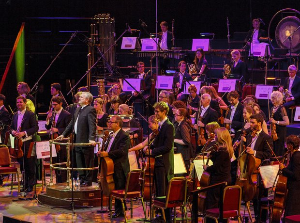 Philharmonia Orchestra Classic FM 2013 the perform