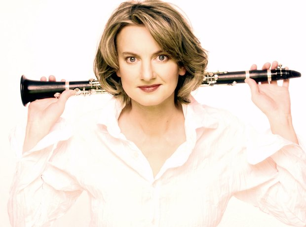 Sabine Meyer Berlin Philharmonic Clarinet