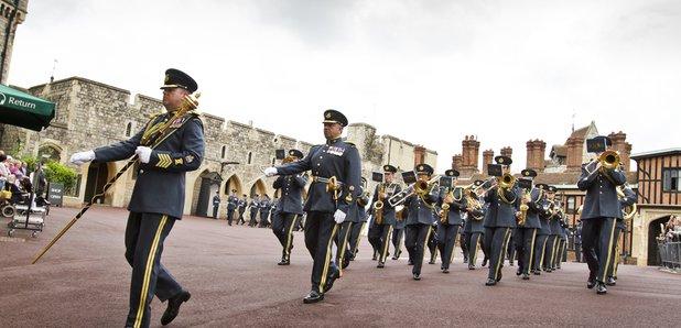 Central Band RAF Royal Air Force