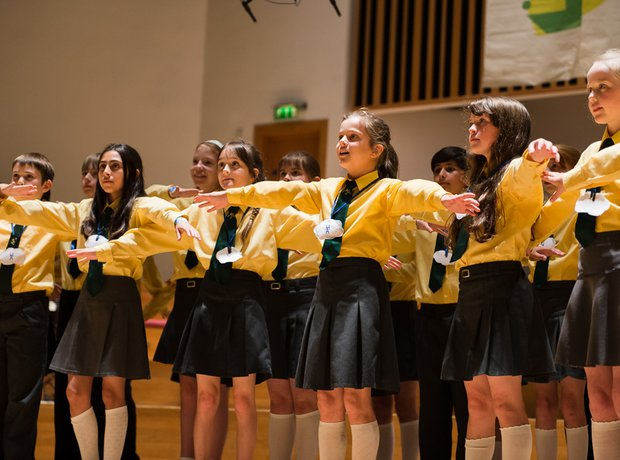All Saints Junior School Chamber Choir