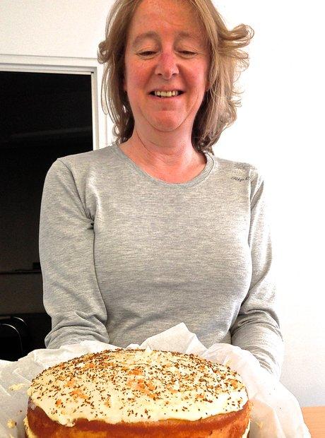 Anne-Marie cake