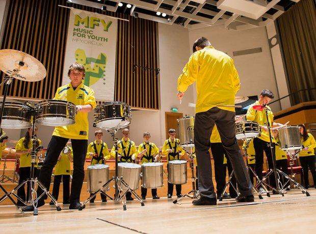 Beckfoot Samba Band