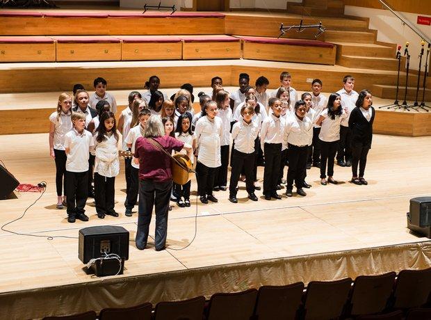 Godwin Junior School Choir