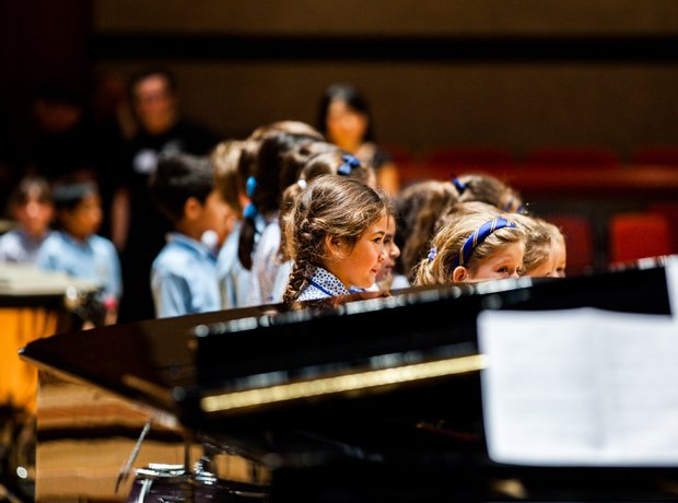 Grimsdell Toffee Bear Infant Choir