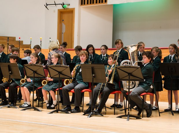 Spratton Hall School Jazz Band