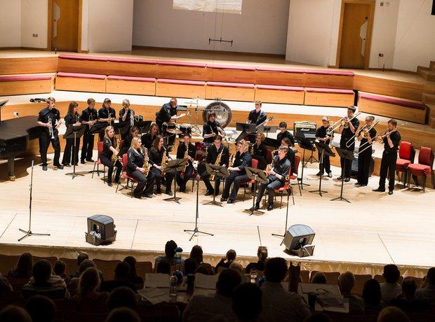Bolton School Big Band