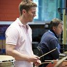 David Jackson LSO percussion