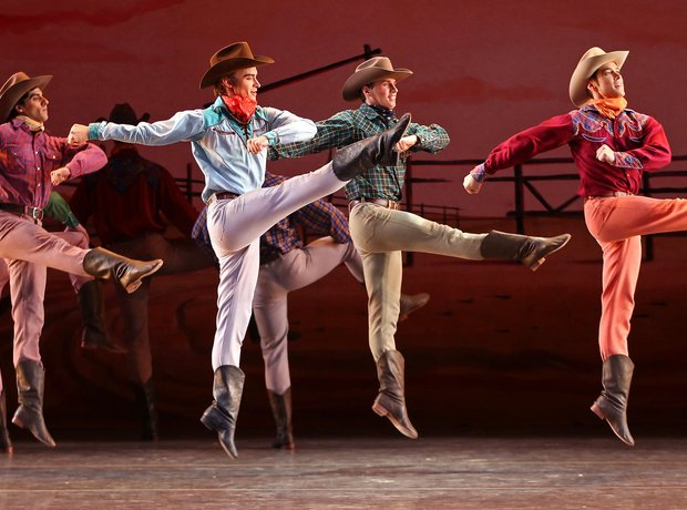 Rodeo Aaron Copland