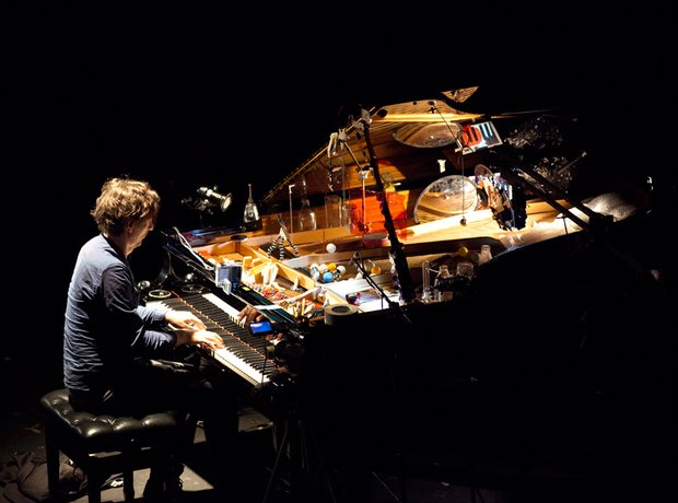 Hauschka at the Bristol Proms