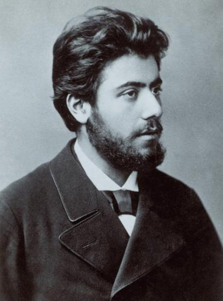 young mahler aged 25