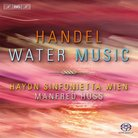 Handel Water Music Huss