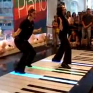Bach Floor Piano