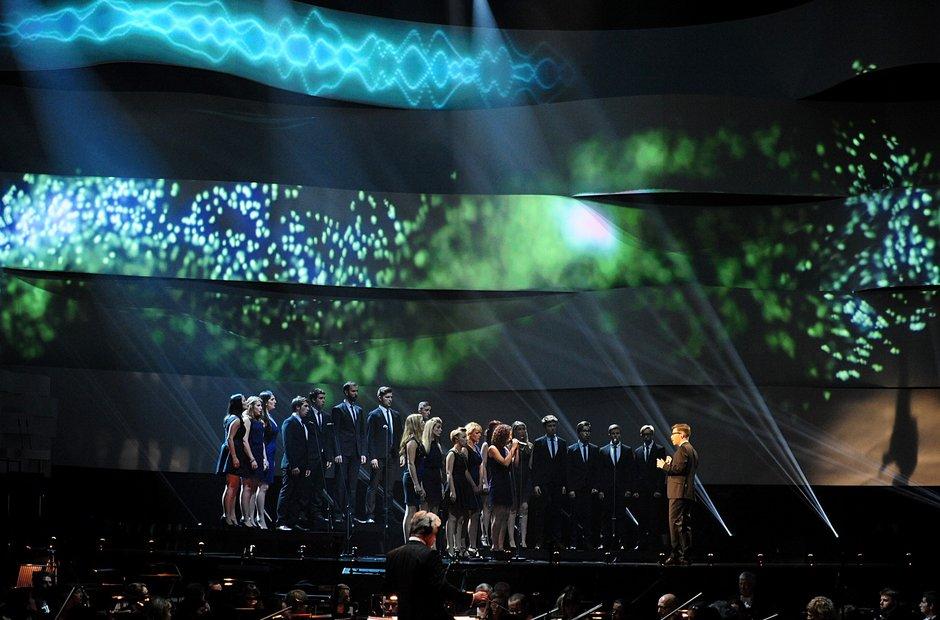 Classic Brit Awards 2013