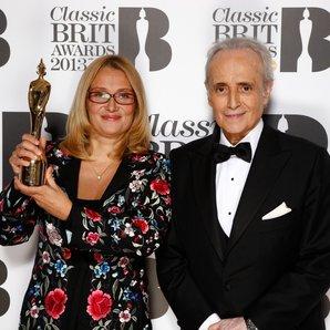 ose Carreras and Nicoletta Mantovani Classic Brit