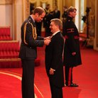 Aled Jones MBE Prince William Duke of Cambridge