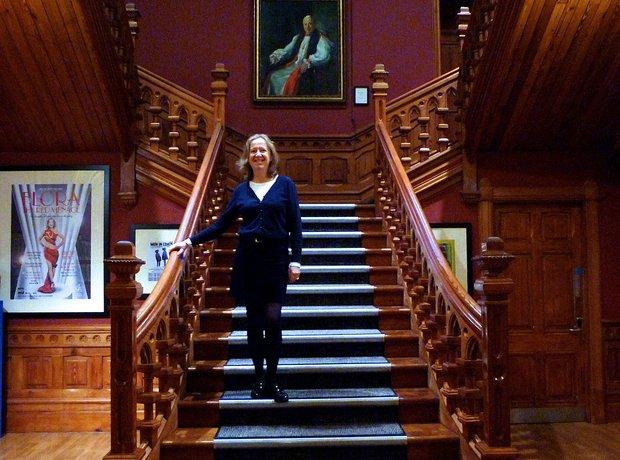 Anne-Marie minhall  Eden Court