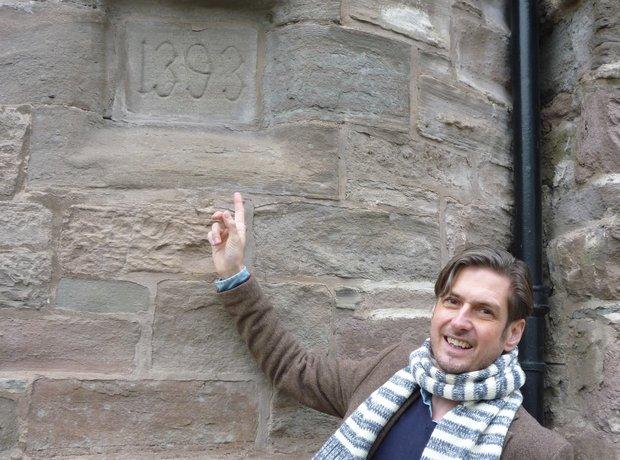 Jamie Crick Perth Bizet Fair Maid Walter Scott