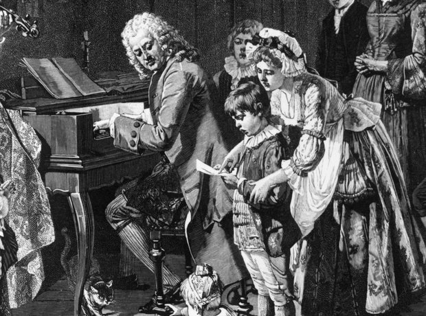 Johann Sebastian Bach Anna Magdalena Wilcken