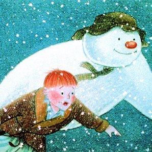 The Snowman Aled Jones Raymond Briggs Howard Blake