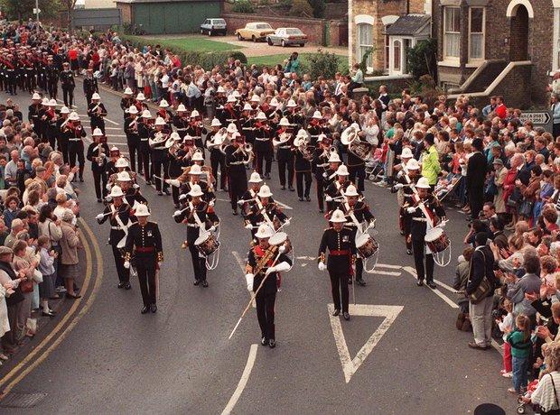 Band Royal Marines School of Music