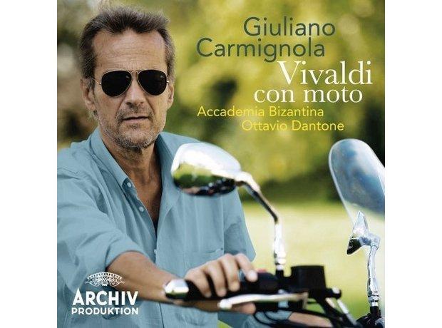 Vivaldi Con Moto Giuliano Carmignola Dantone