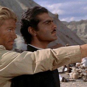 Lawrence of Arabia Peter O'Toole Omar Sharif