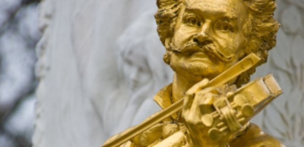 Johann Strauss memorial Vienna