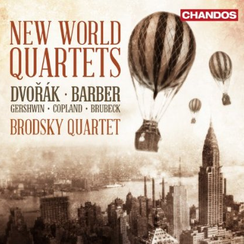 Brodsky Quartet New World Quartets