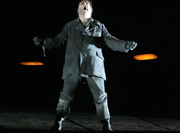 Bryn Terfel Flying Dutchman Covent Garden 2009