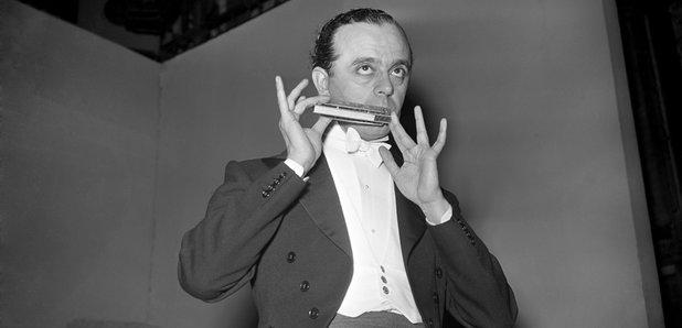 Larry Adler Harmonica