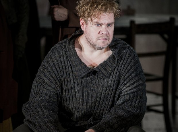 Peter Grimes ENO 2014 Stuart Skelton Benjamin Britten