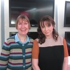 Charlotte Green and Emily Watson