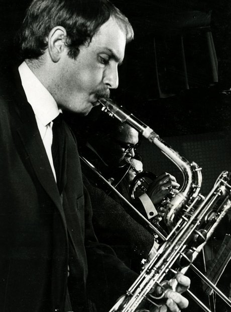 Karl Jenkins saxophone Ronnie Scott's